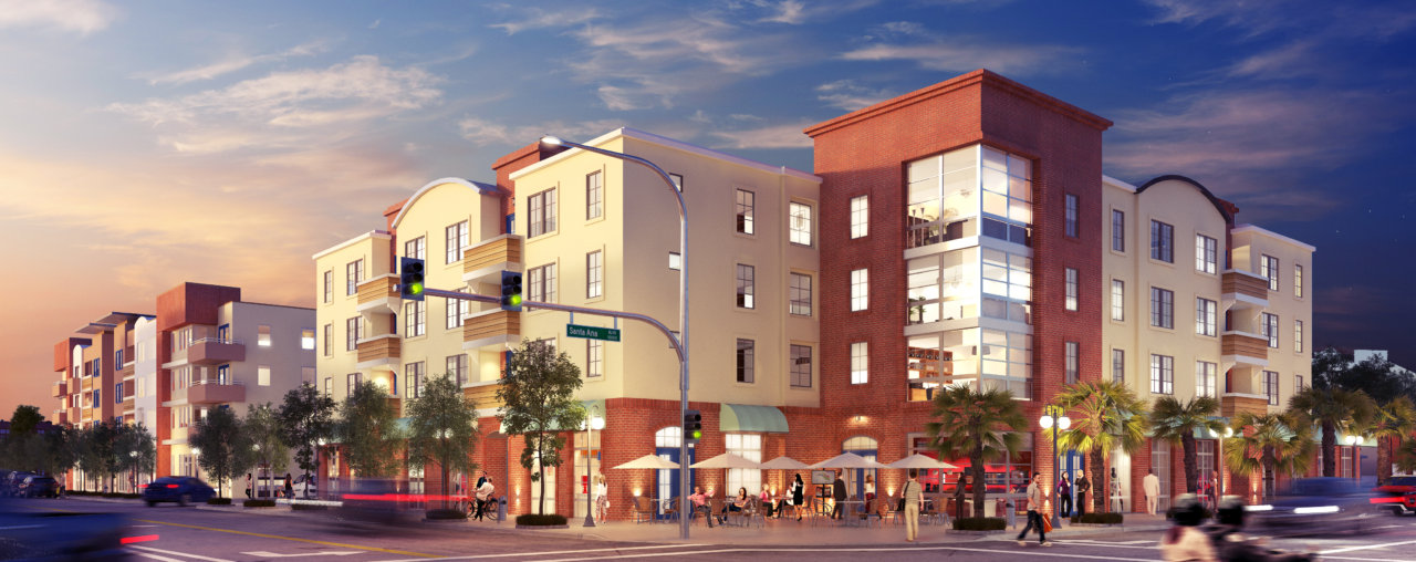 Accessibility and Community defines Depot at Santiago, Santa Ana's Newest Affordable Housing Development
