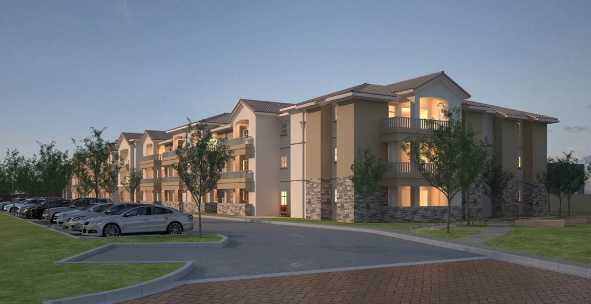 New Affordable Senior Housing Underway in Rancho Cucamonga