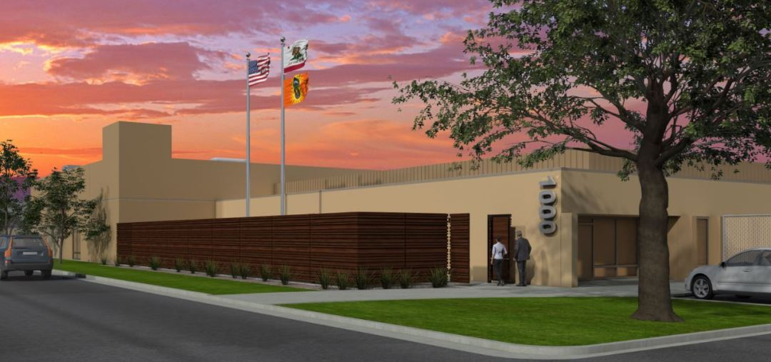 Construction of Orange County's First Year Round Homeless Shelter Continues