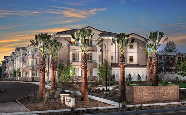 Villa Pacifica II, an Affordable Rental Senior Apartment complex in Rancho Cucamonga, is scheduled to open on May 16, 2019.
