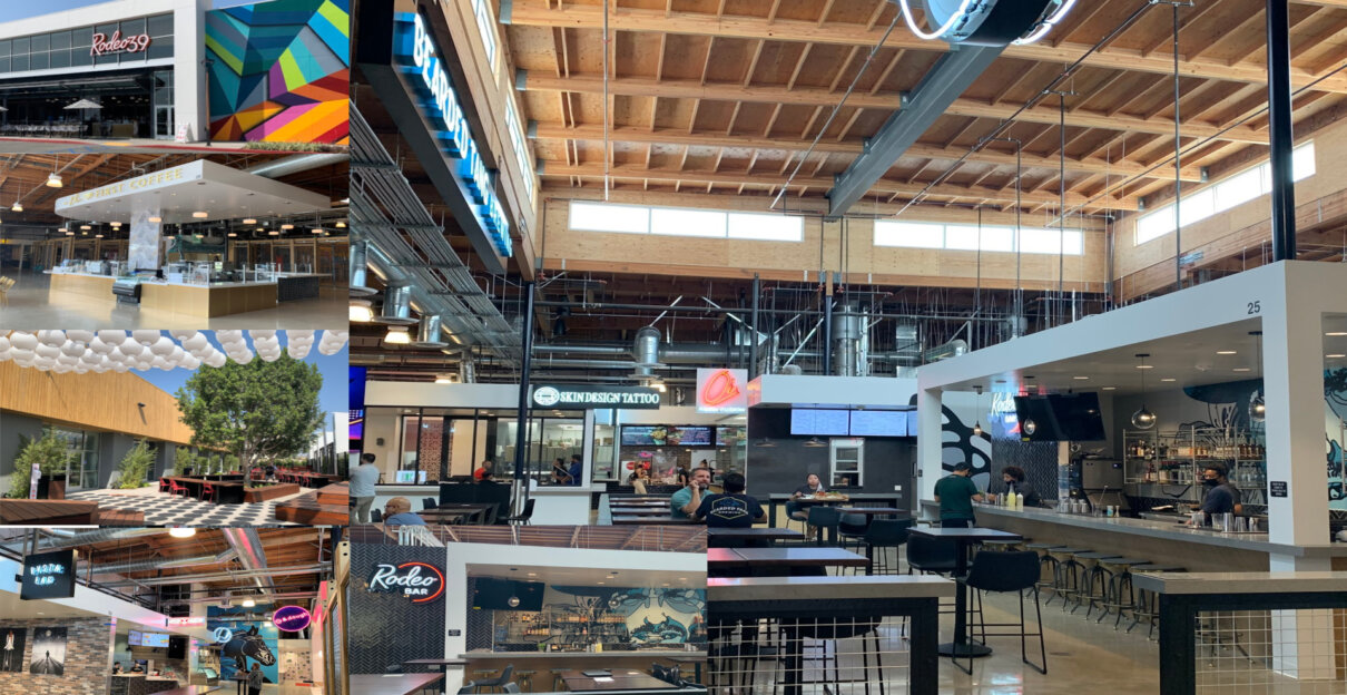Rodeo-39, Upscale Entertainment Hub & Brew House